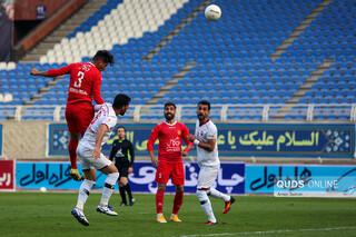 لیگ برتر فوتبال/شهرخودرو مشهد 1 _ نساجی 0