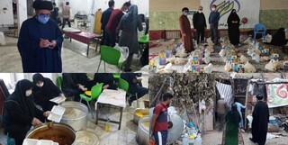 حجت الاسلام خرام - کمک به محرومان