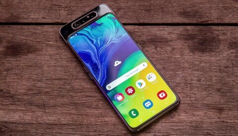 Galaxy A82 5G
