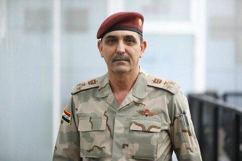 سخنگوی فرماندهی کل نیروهای مسلح عراق