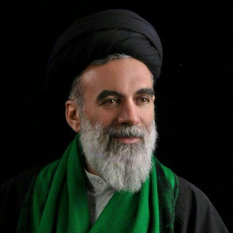 آیت الله سیداحمد حسینی خراسانی