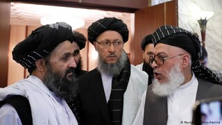 سفر هیئت طالبان به ایران