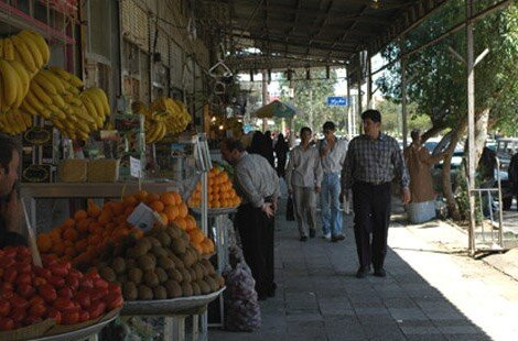 رییس اتحادیه بار فروشان مشهد