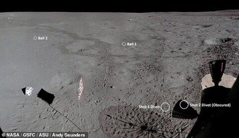 توپ در ماه