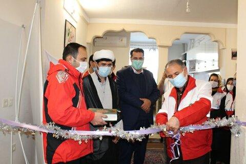 افتتاح خانه هلال