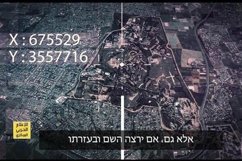 پایگاه های نظامی اسرائیل