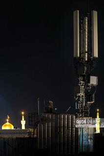 افتتاح سایت همراه اول ۵G در مشهد