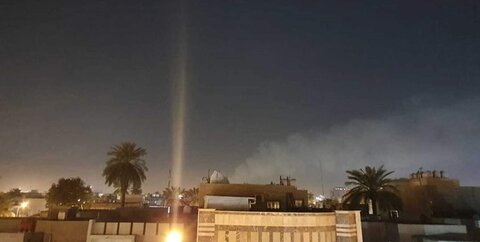 سفارت آمریکا در بغداد عراق