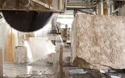 سنگاندازی پیش پای تولیدکنندگان سنگ؛ دستگاه های قدیمی محصول جدید تولید نمی کنند