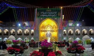 ویژه برنامه شب میلاد سیدالساجدین حضرت زین العابدین(ع)
