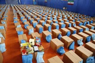 توزیع بسته حمایتی