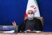 روحانی: در هشت سال گذشته یک انقلاب در ارتباطات کشور رخ داده است