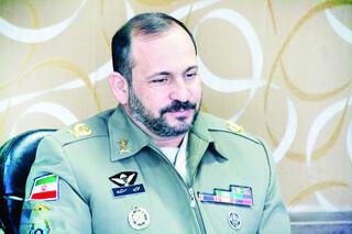 سرتیپ دوم محمدحسین مستشاری