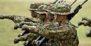 سربازان ژاپنی