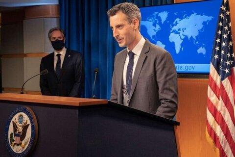 ند پرایس، سخنگوی وزارت خارجه آمریکا