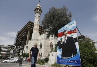 انتخابات بشار اسد