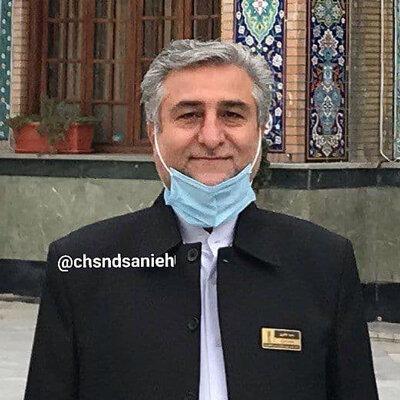 معاون هماهنگی امام زاده صالح