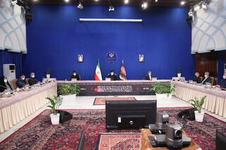 جلسه هیئت دولت
