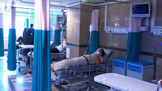 معاون بهداشتی دانشگاه علوم پزشکی مشهد