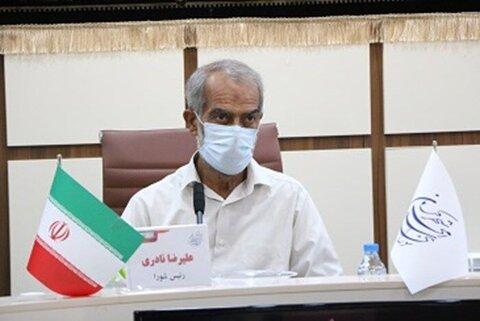 رئیس شورای اسلامی شهر کرمان