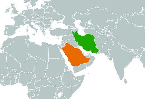 تهران و ریاض