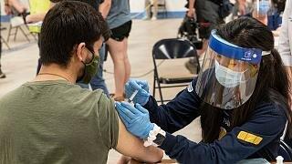 مراکز واکسیناسیون
