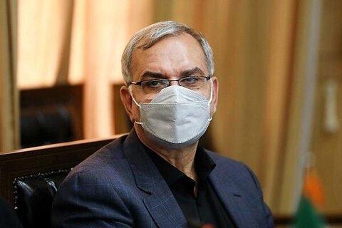 سفر وزیر بهداشت