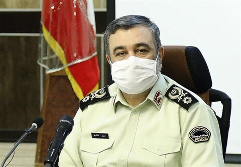 فرمانده نیروی انتظامی جمهوری اسلامی ایران