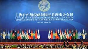 اجلاس سازمان همکاری شانگهای