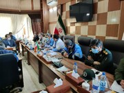 رزمایش بزرگ «آمادگی در برابر بحران» در خراسان شمالی برگزار شد